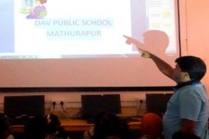 DAV Public School-Smart Class
