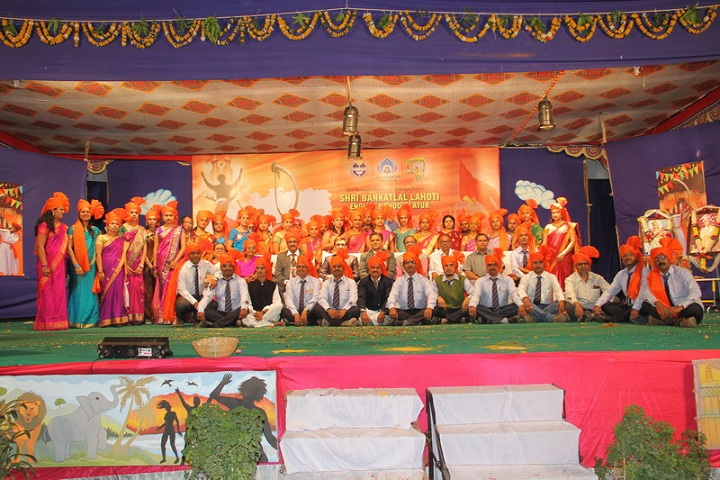 Shri Bankatlal Lahoti English School-Annual Day Celebrations