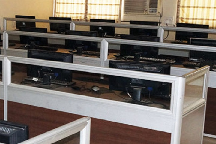 Shri Bankatlal Lahoti English School-Computer lab