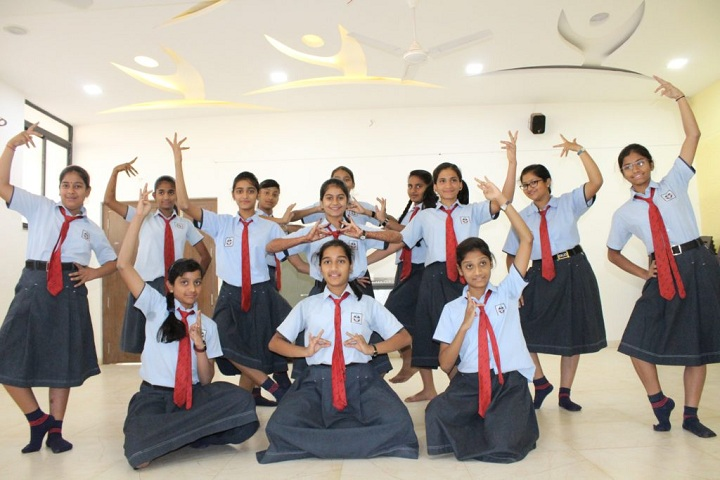 Shri Bankatlal Lahoti English School-Dance room