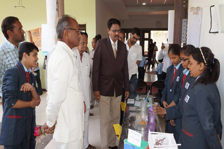 Shri Bankatlal Lahoti English School-Science Fare