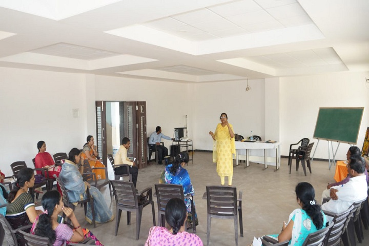 Shri Bankatlal Lahoti English School-Staff Meet