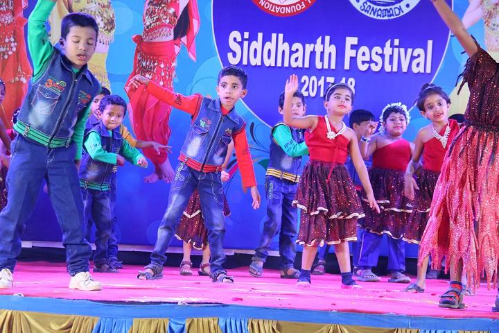 Siddharth Public School-Annual Fest
