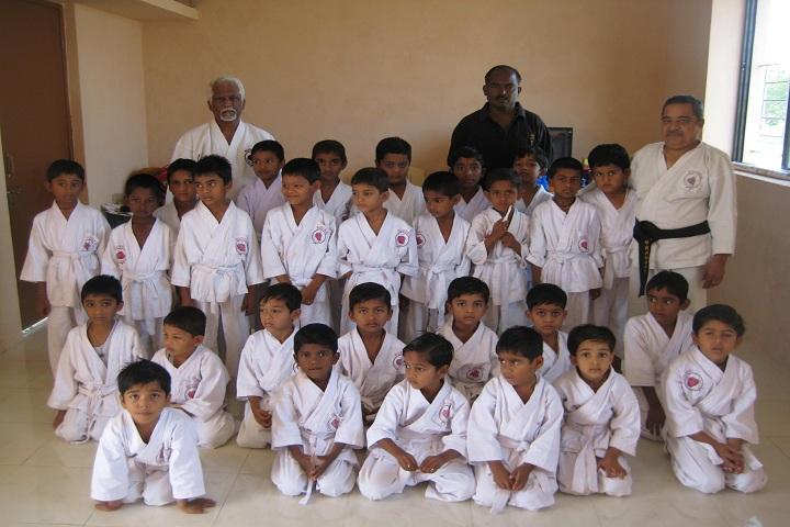 Siddharth Public School Jath-karate
