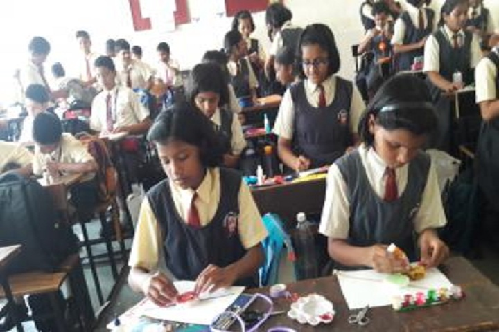 Sinhgad Public School-Class Activity