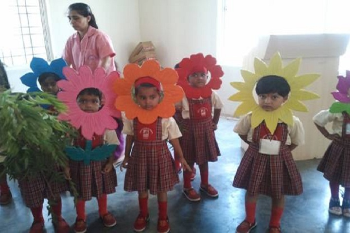 Sinhgad Public School-Fancy Dress