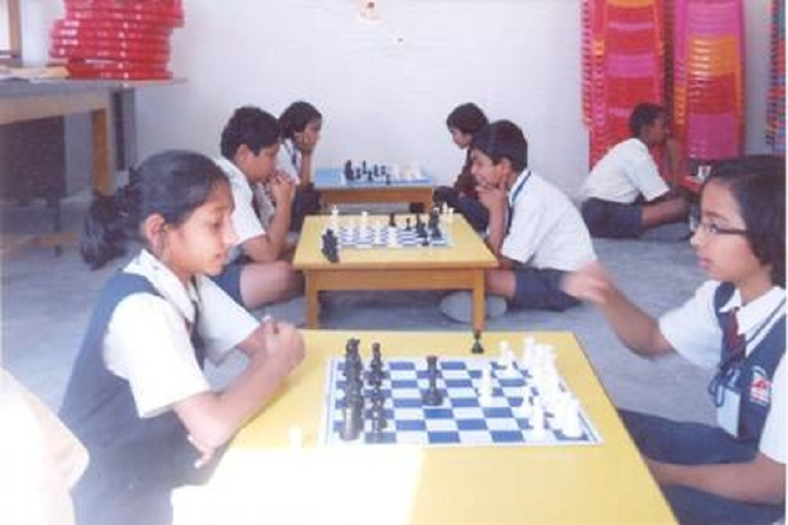 Sinhgad Public School-Indoor Games