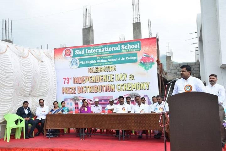 Skd International School-Speech