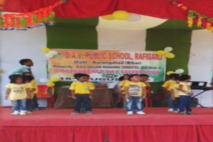 Dav Public School-Repulic Day Celebration