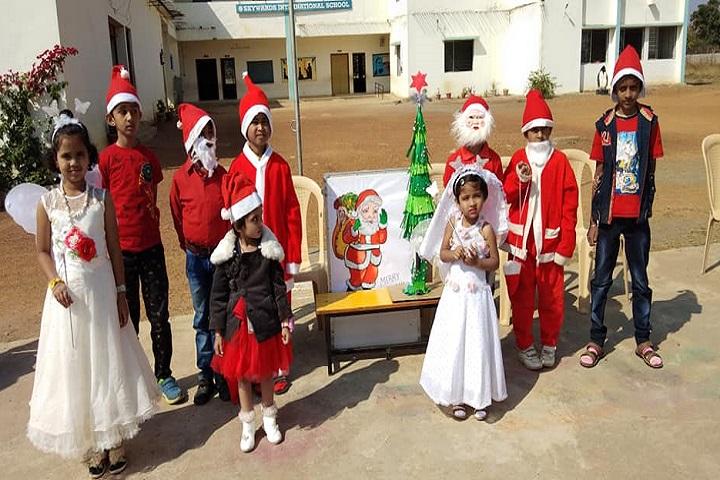 Skywards International School-Christmas Celebrations