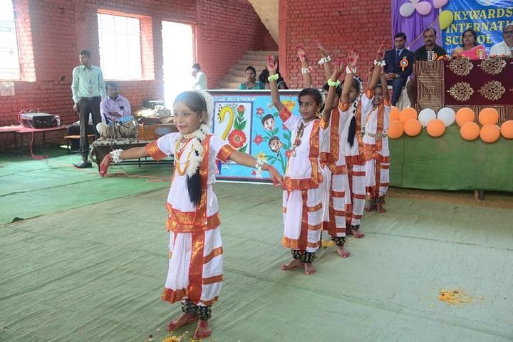 Skywards International School-Classical Dances