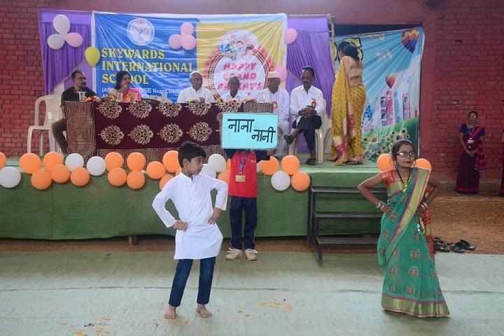Skywards International School-Dances