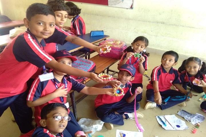 Skywards International School-Diwali Celebrations