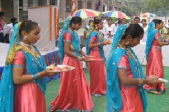 Daya Prakash Saraswati Vidya Mandir-Events