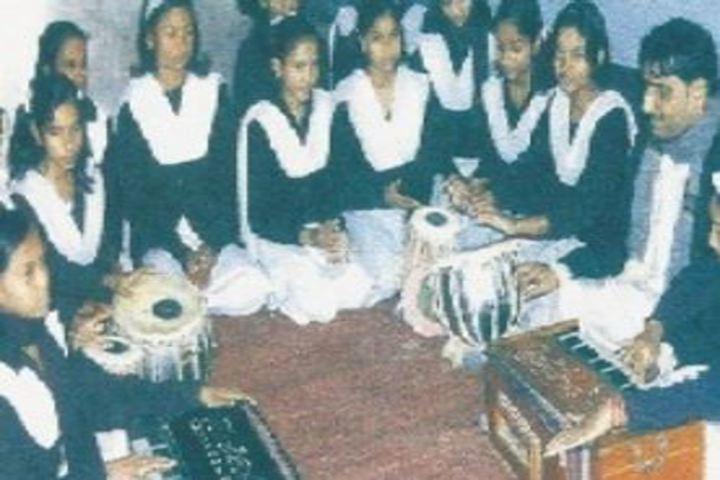 Daya Prakash Saraswati Vidya Mandir-Music