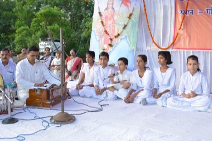 Daya Prakash Saraswati Vidya Mandir-Singing