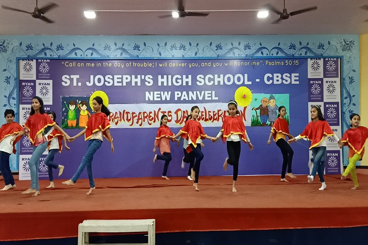 St Joseph High School-Events