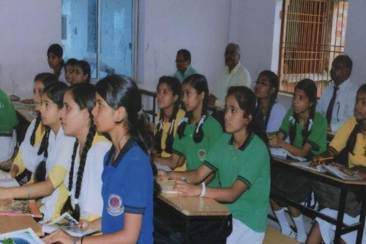 Dayal Public School-Class room