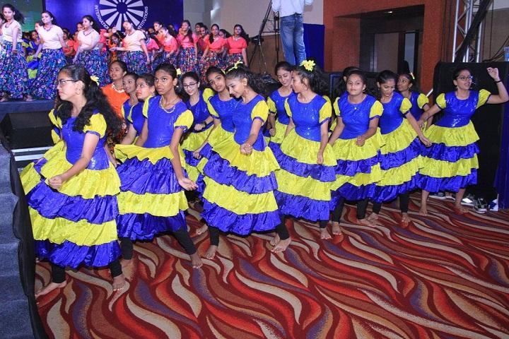 St XavierS High School-Events dance