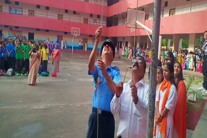 St XavierS High School-Events republic day