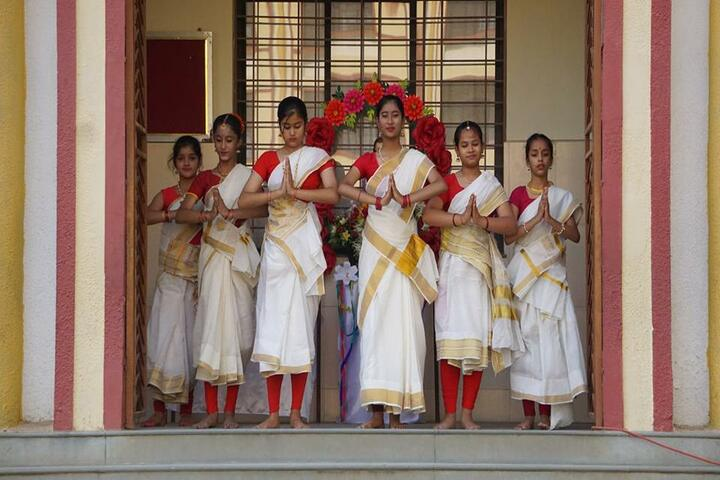 St Josephs Convent Senior Secondery School-Cultural Event