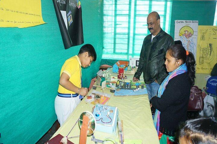 St Josephs Convent Senior Secondery School-Exhibition
