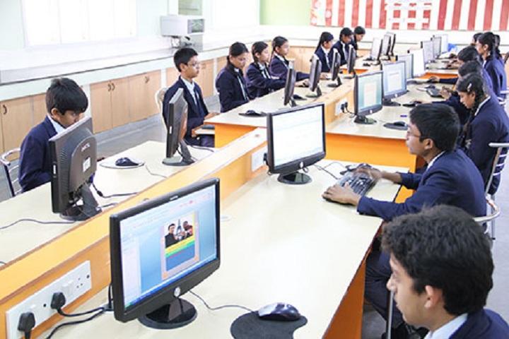 St Xaviers High School-Lab