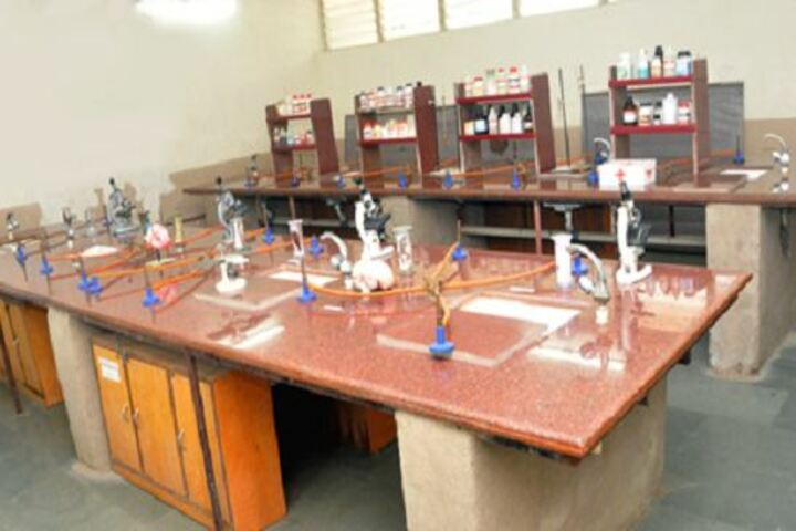 Sterling School-Science Lab