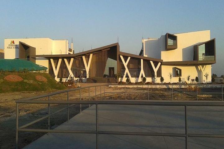 Sushganga Public School-Campus
