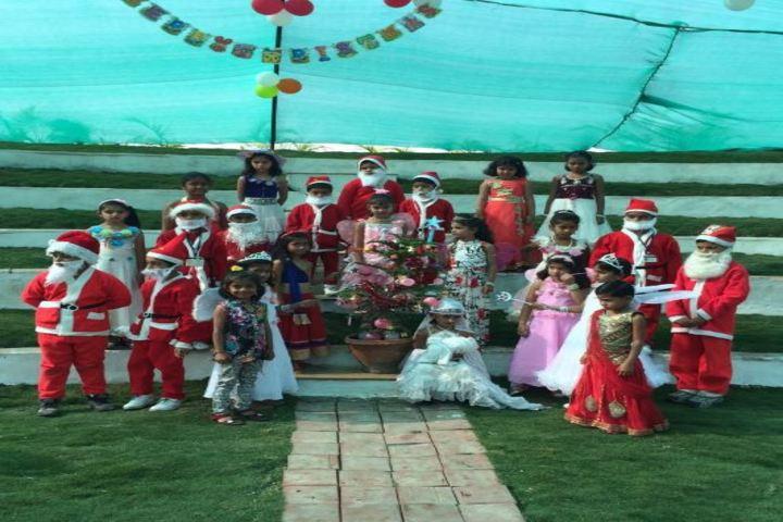 Sushganga Public School-Christmas Celebrations