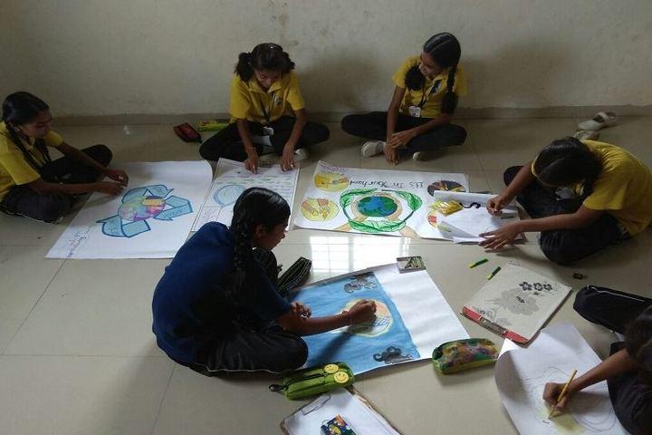 Sushganga Public School-Drawing