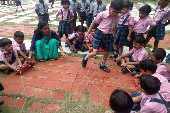 Sushganga Public School-Games