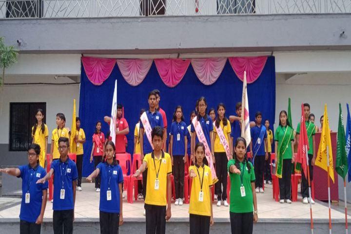 Sushganga Public School-Investiture Ceremony