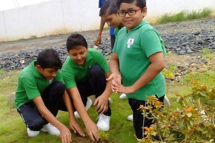 Sushganga Public School-Plantation