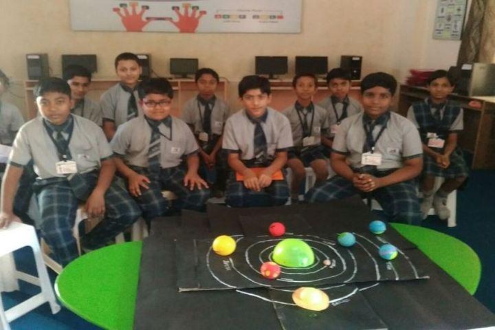 Sushganga Public School-Science Project
