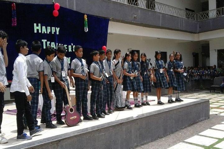 Sushganga Public School-Singing
