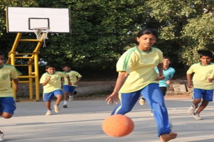 Suyash Central School-Play Ground