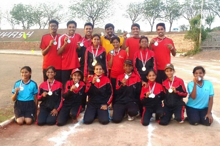 Suyash Central School-Sports Champions