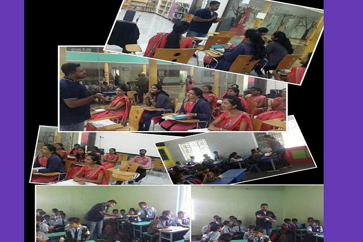 Swami Vivekanand Integration English School-Classroom Lectures