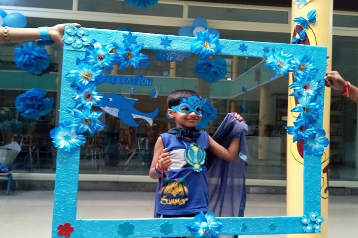Swami Vivekanand Integration English School-Fancy Dress Competition