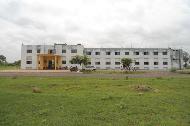Swami Vivekanand International School-School View