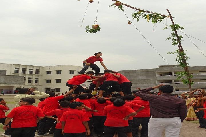 Swarnleela International School-Activity