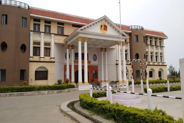 Swarnleela International School-School Building