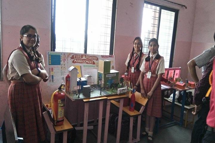 Swarnleela International School-Science Ehibition