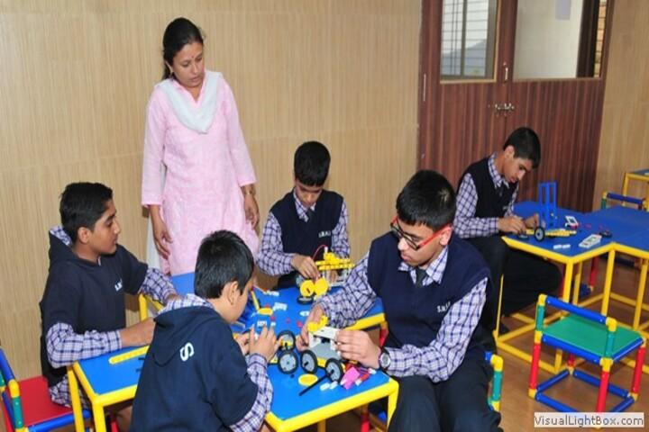 Sweet Memories School-Activity