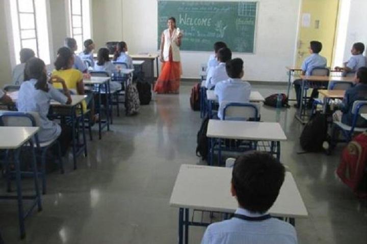 Takshila School-Classroom