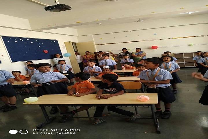 Takshila School-Convaction Day