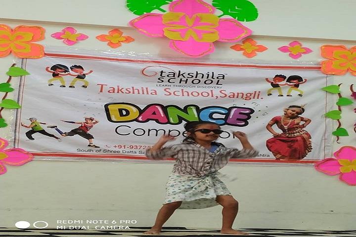 Takshila School-Dance Competition