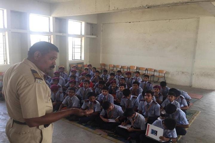 Takshila School-Guest Lecture Speech