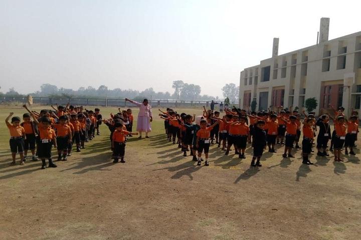 Takshila School-Pre- Primary Assembly